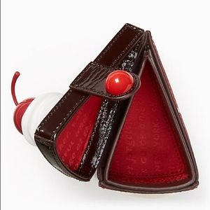 39d7a29ece21 kate spade Bags - Kate Spade ♤ ma Cherie cake slice coin purse nwt